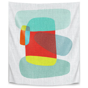 Pods No 9 by Annie Bailey Tapestry