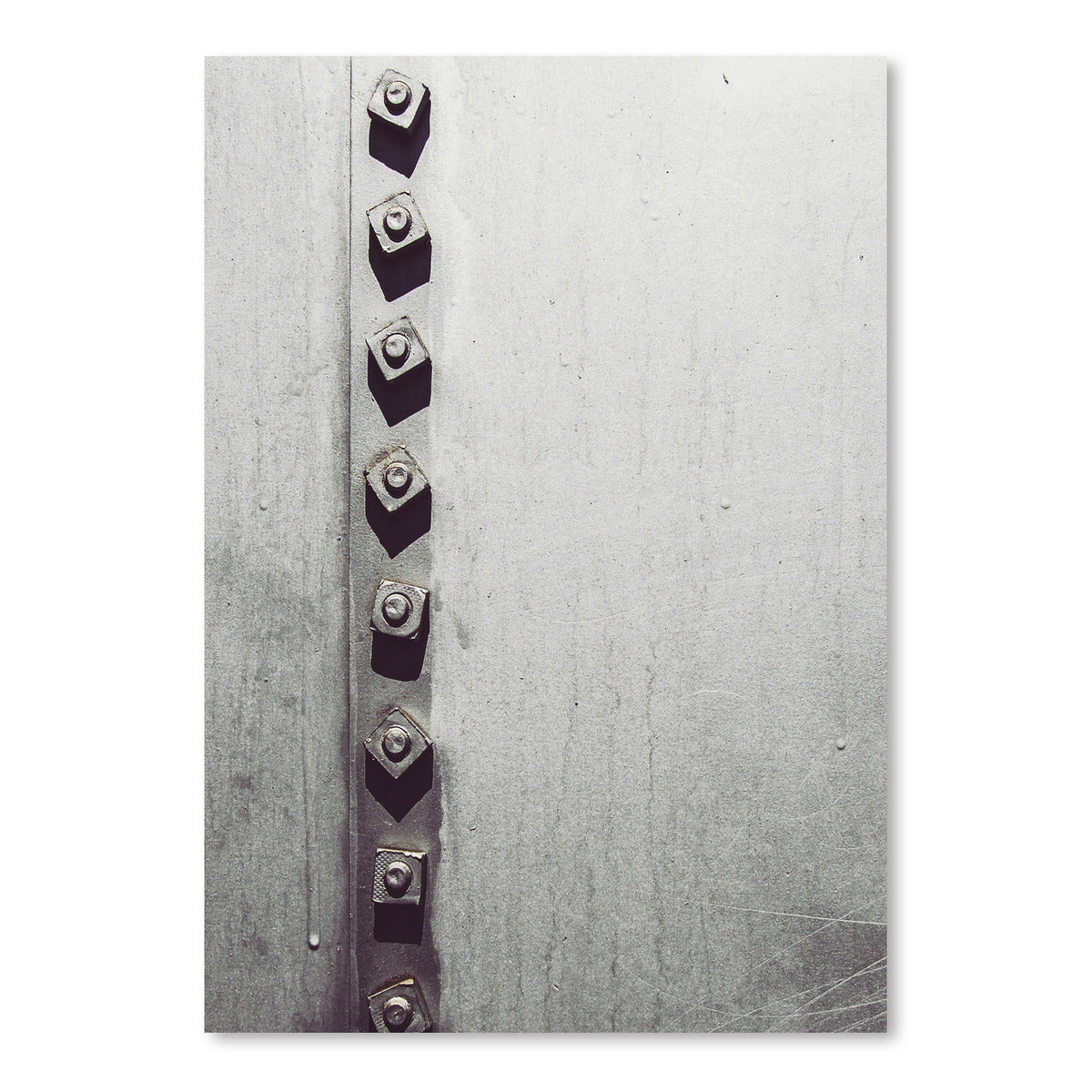 Rivets No 1 by Annie Bailey Art Print - Art Print - Americanflat