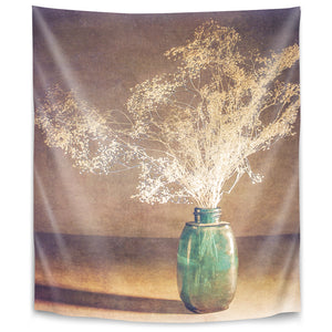 Vintage Blue by Annie Bailey Tapestry
