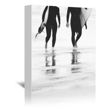 Catch A Wave Iii by Ingrid Beddoes Wrapped Canvas - Wrapped Canvas - Americanflat