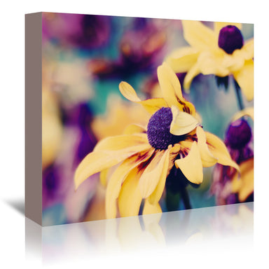 Mellow Yellow by Ingrid Beddoes Wrapped Canvas - Wrapped Canvas - Americanflat