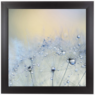 Ice Blue Copy by Ingrid Beddoes Framed Print - Americanflat