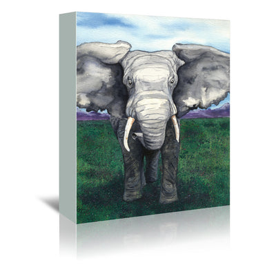 Defiant by Brazen Design Studio Wrapped Canvas - Wrapped Canvas - Americanflat