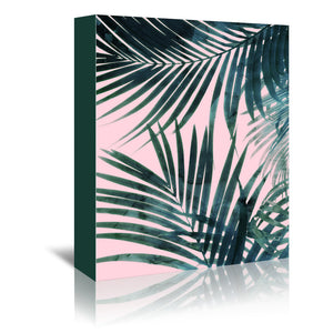 Delicate Jungle by Emanuela Carratoni Wrapped Canvas