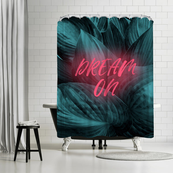 Dream On by Emanuela Carratoni Shower Curtain