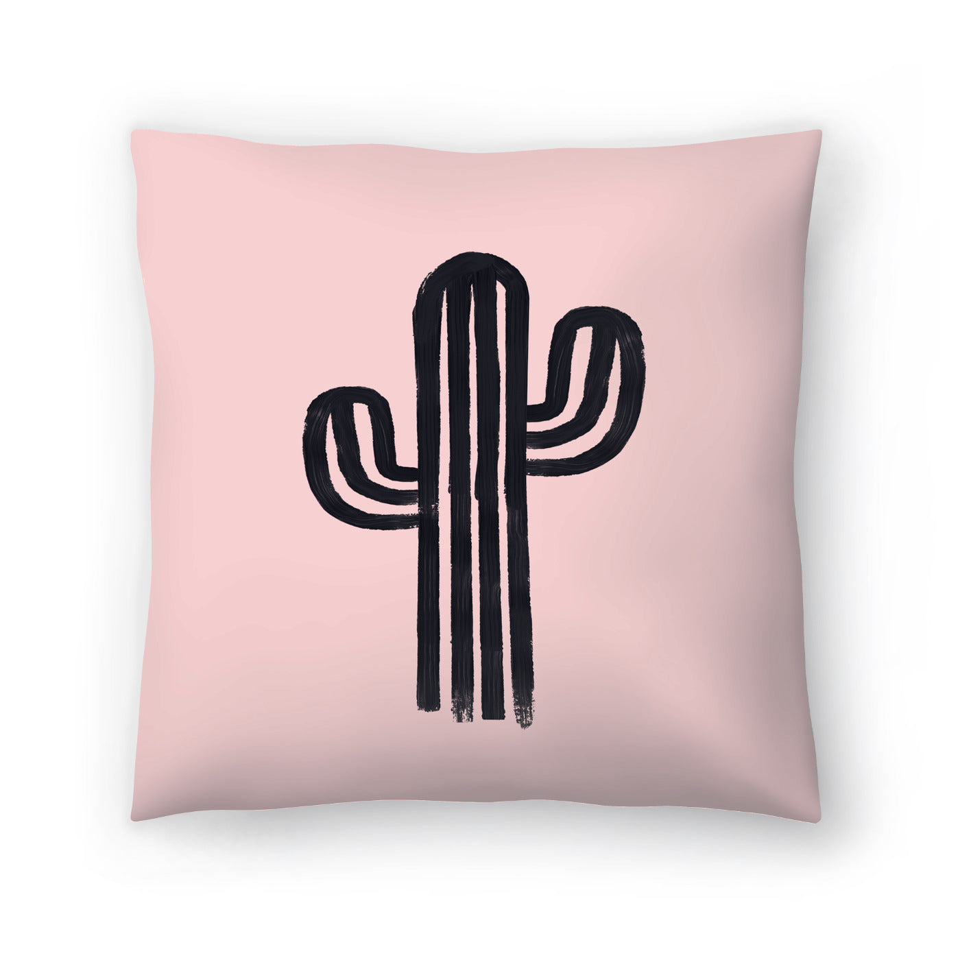 God Cactus by Emanuela Carratoni Decorative Pillow - Decorative Pillow - Americanflat