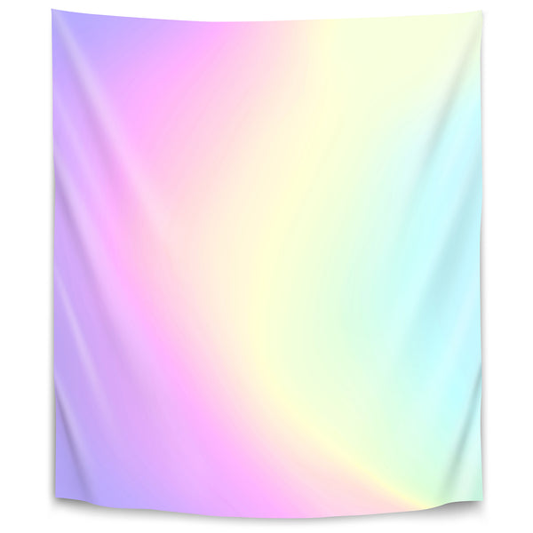 Holographic Texture by Emanuela Carratoni Tapestry