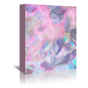 Iridescence by Emanuela Carratoni Wrapped Canvas