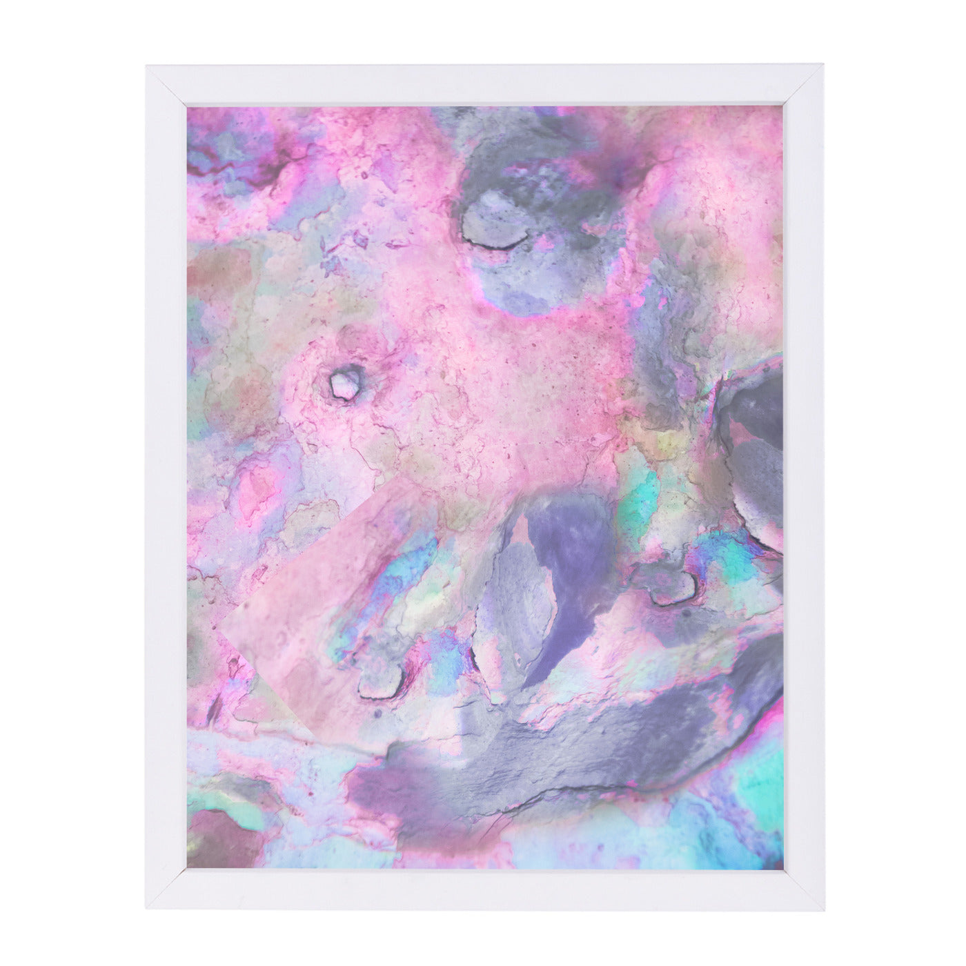 Iridescence by Emanuela Carratoni Framed Print - Americanflat