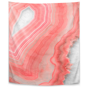 Painted Agate by Emanuela Carratoni Tapestry