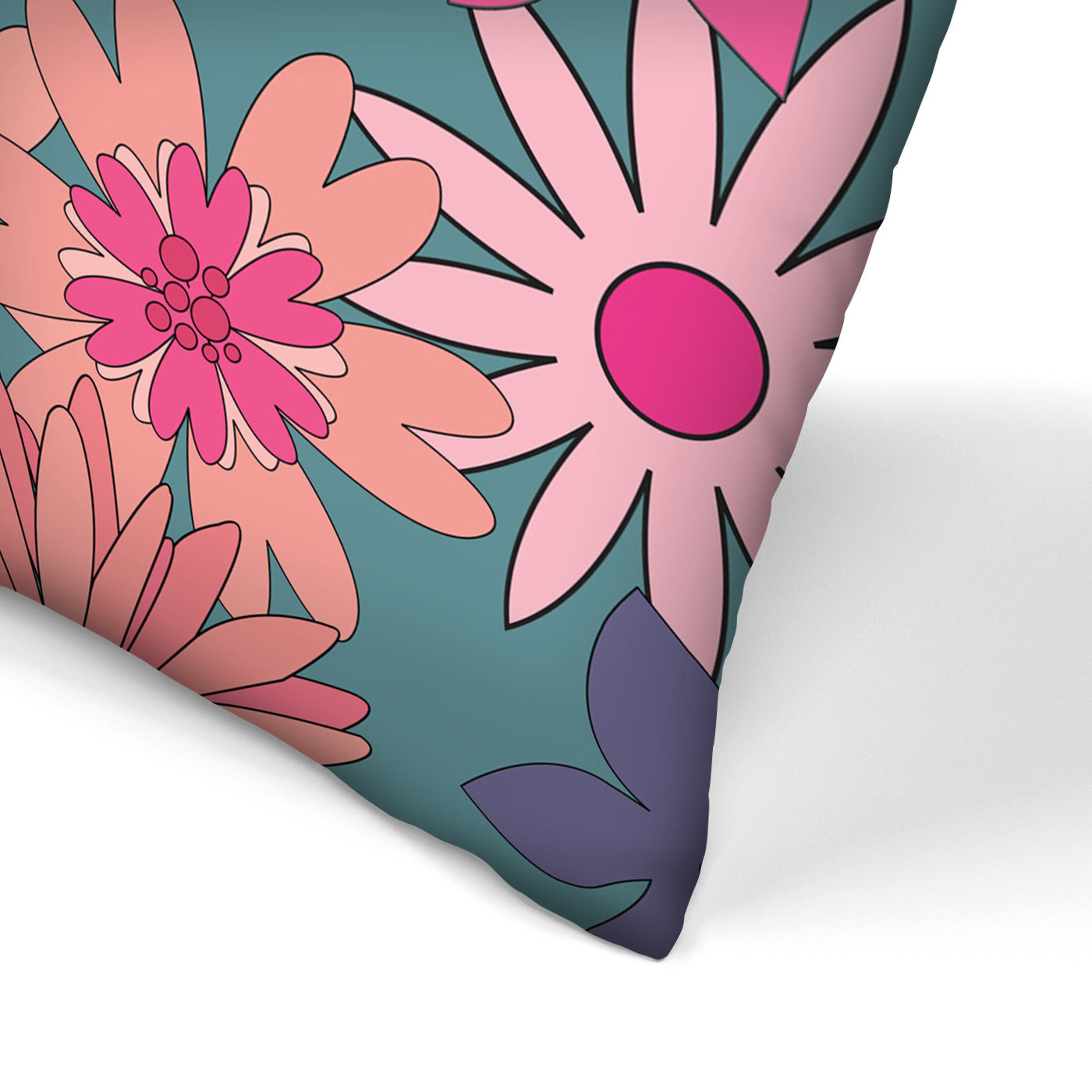 Springtime by Emanuela Carratoni Decorative Pillow - Decorative Pillow - Americanflat