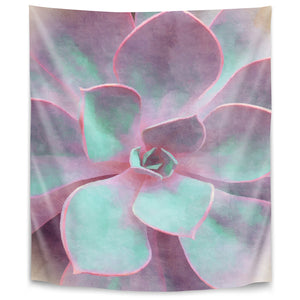 Sweet Succulent by Emanuela Carratoni Tapestry