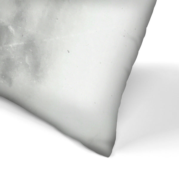 Unicorn Marble by Emanuela Carratoni Decorative Pillow