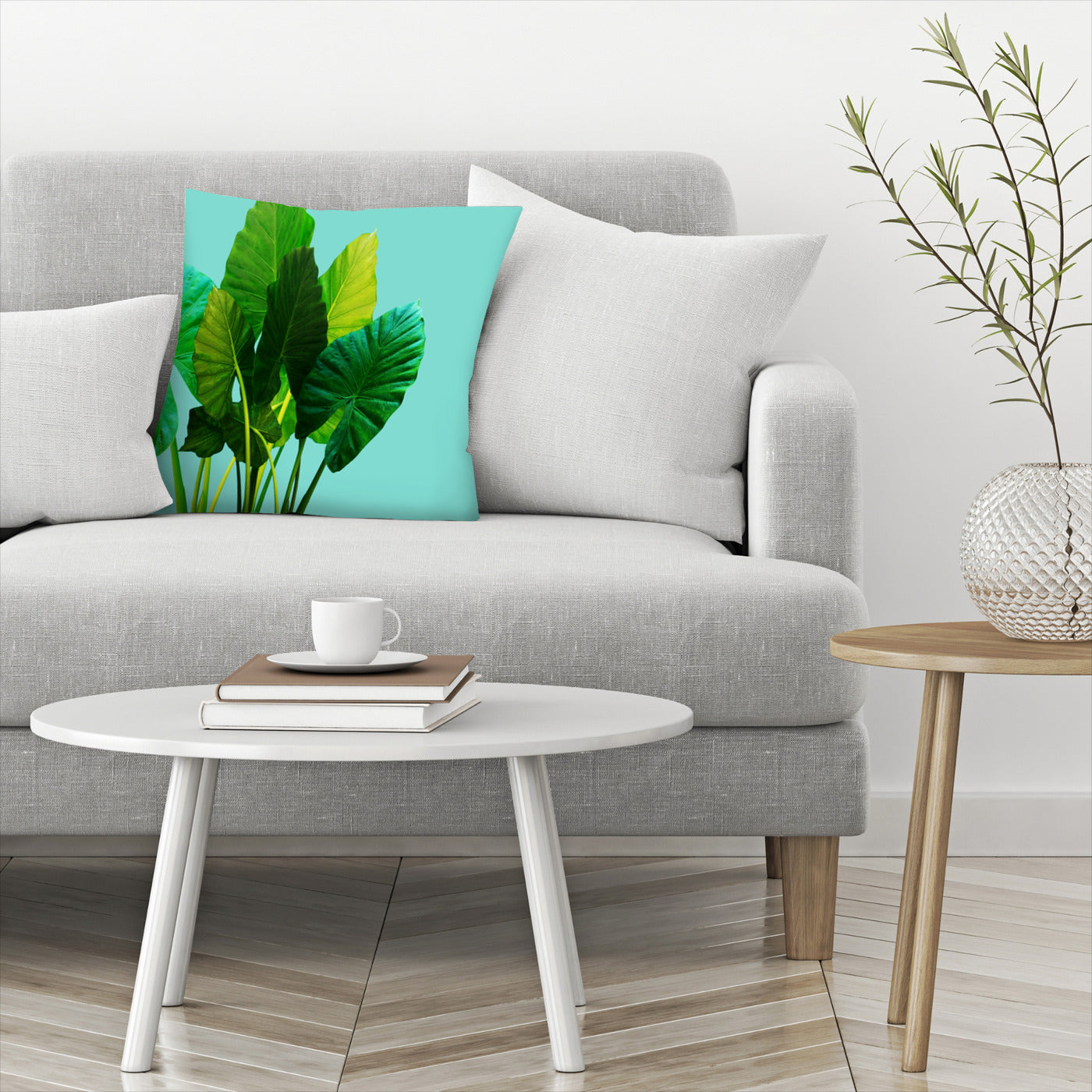 Urban Jungle by Emanuela Carratoni Decorative Pillow - Decorative Pillow - Americanflat
