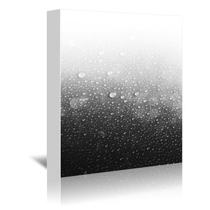 Wet by Emanuela Carratoni Wrapped Canvas