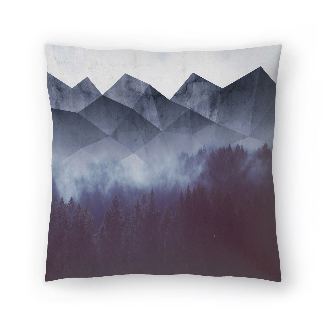 Winter Glory by Emanuela Carratoni Decorative Pillow - Decorative Pillow - Americanflat
