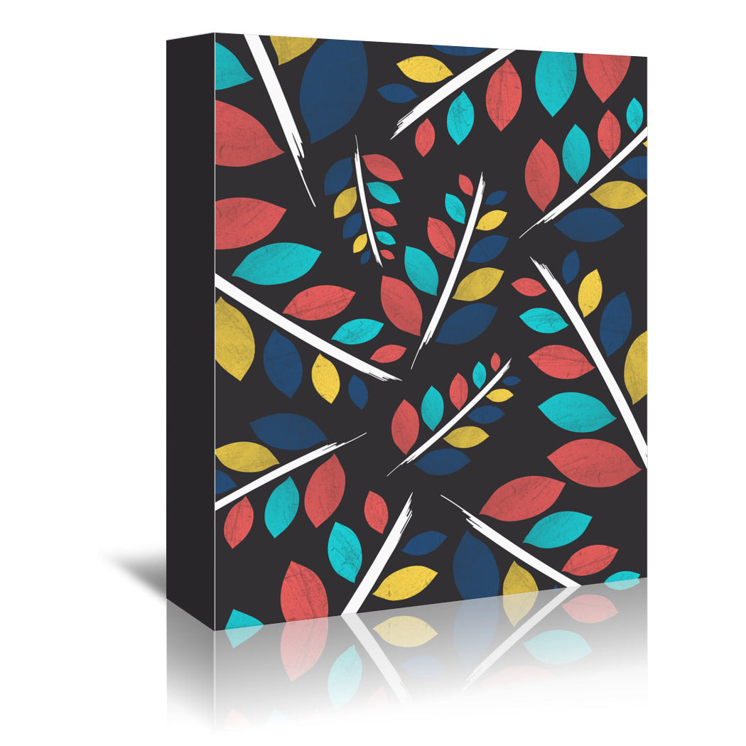 By Night by Susana Paz Wrapped Canvas - Wrapped Canvas - Americanflat