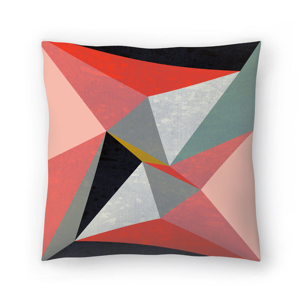 Canvas 3 by Susana Paz Decorative Pillow