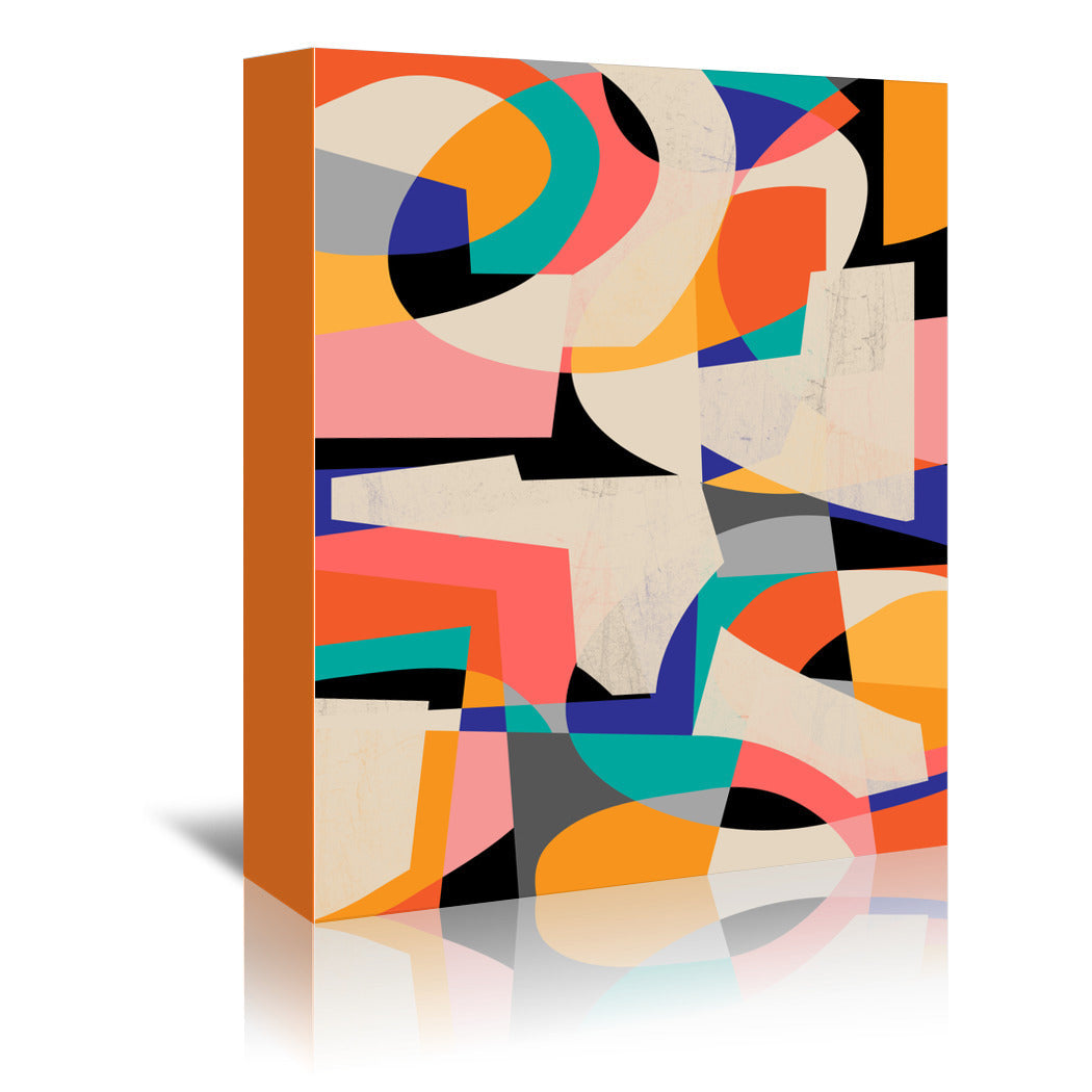 Color shot Iii by Susana Paz Wrapped Canvas - Wrapped Canvas - Americanflat