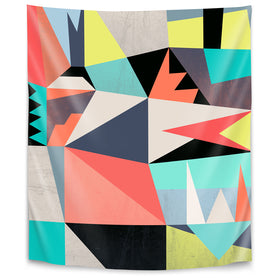 Graphic 3 by Susana Paz Tapestry