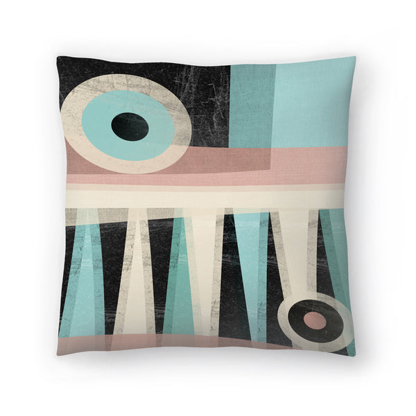 Minimalist Ii by Susana Paz Decorative Pillow