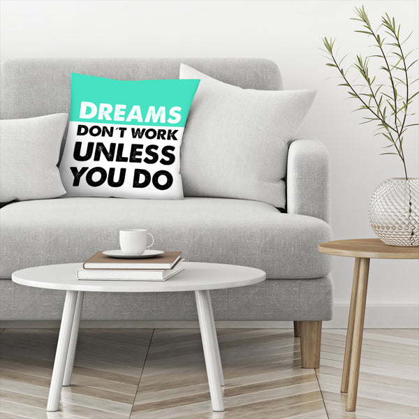 Dreams by Susana Paz Decorative Pillow