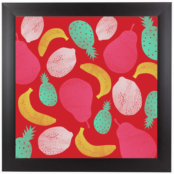 Fruit Salad by Susana Paz Framed Print