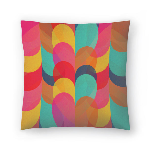 Lovers by Susana Paz Decorative Pillow