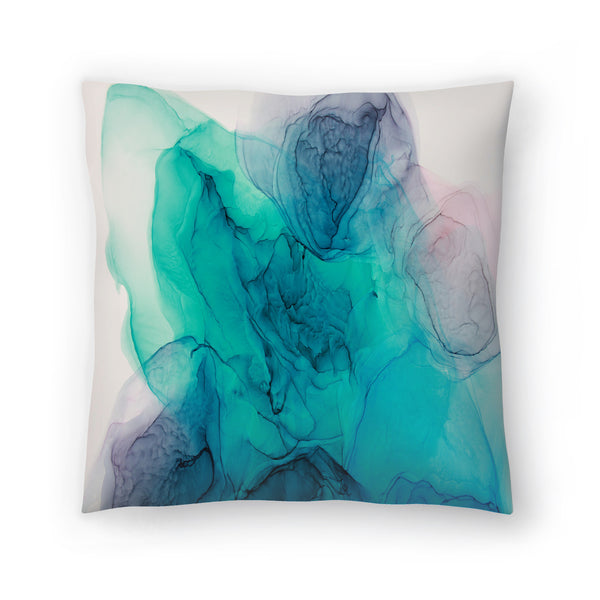 Never Alone by Emma Thomas Decorative Pillow
