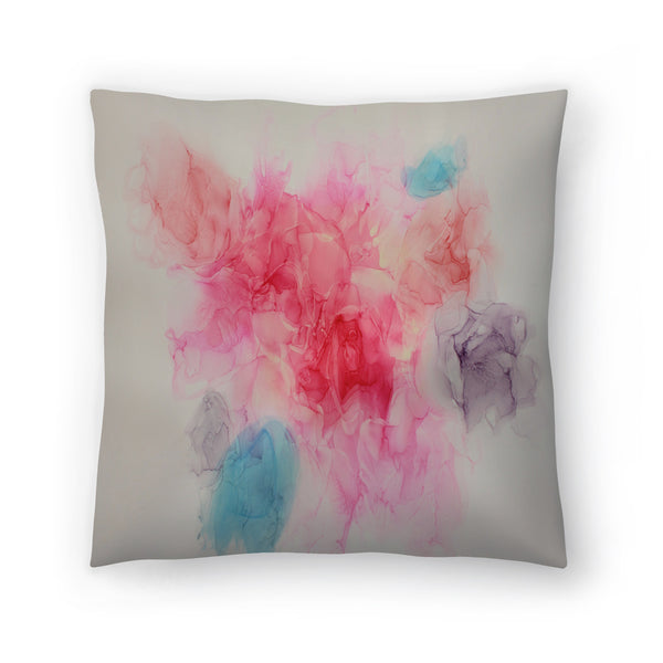 Little Darling by Emma Thomas Decorative Pillow
