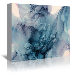 Lasting Impressions Part 2 by Emma Thomas Wrapped Canvas