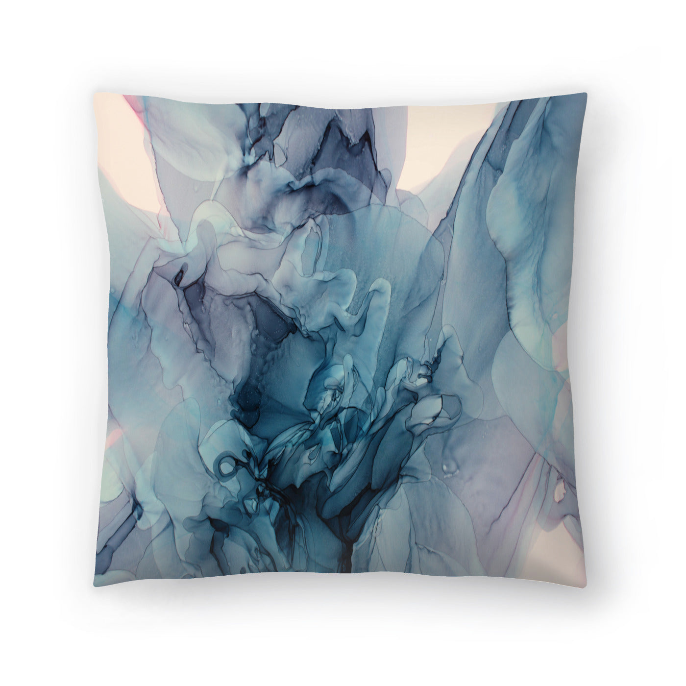 Lasting Impressions Part 2 by Emma Thomas Decorative Pillow - Decorative Pillow - Americanflat