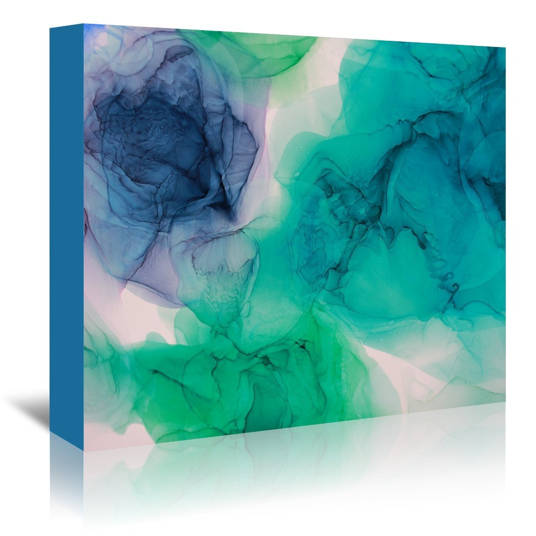 Calming by Emma Thomas Wrapped Canvas - Wrapped Canvas - Americanflat