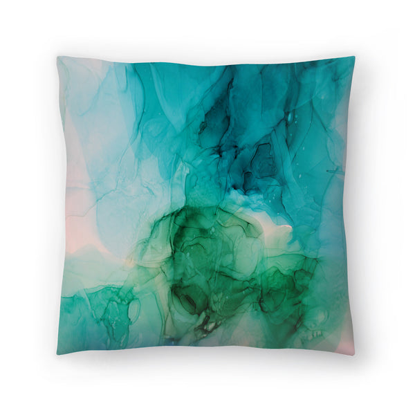 Take It Slow by Emma Thomas Decorative Pillow