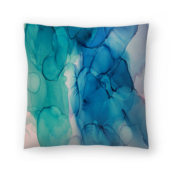 Inner Peace by Emma Thomas Decorative Pillow
