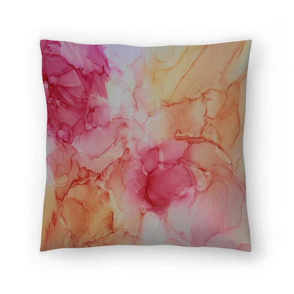 Summer Wind by Emma Thomas Decorative Pillow