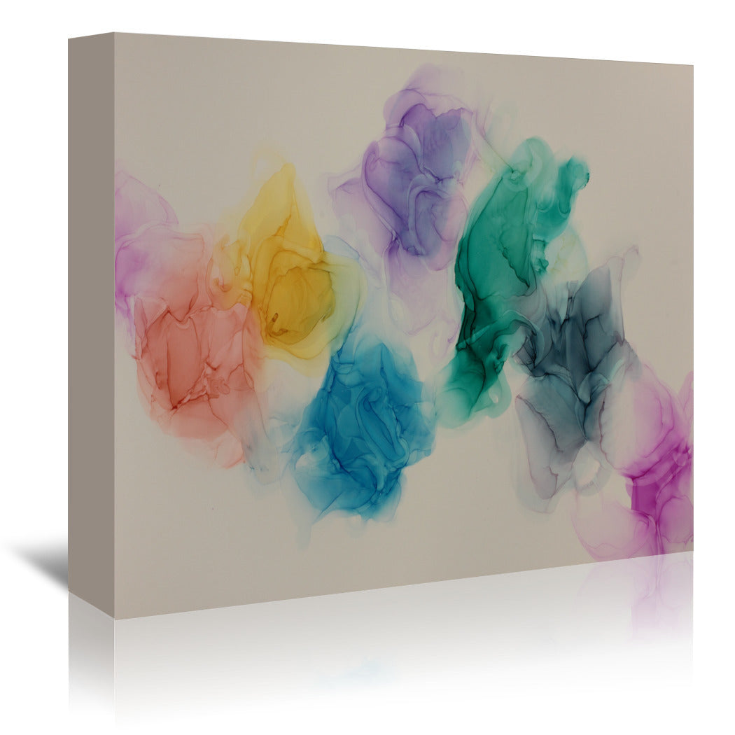 Soft Touch by Emma Thomas Wrapped Canvas - Wrapped Canvas - Americanflat