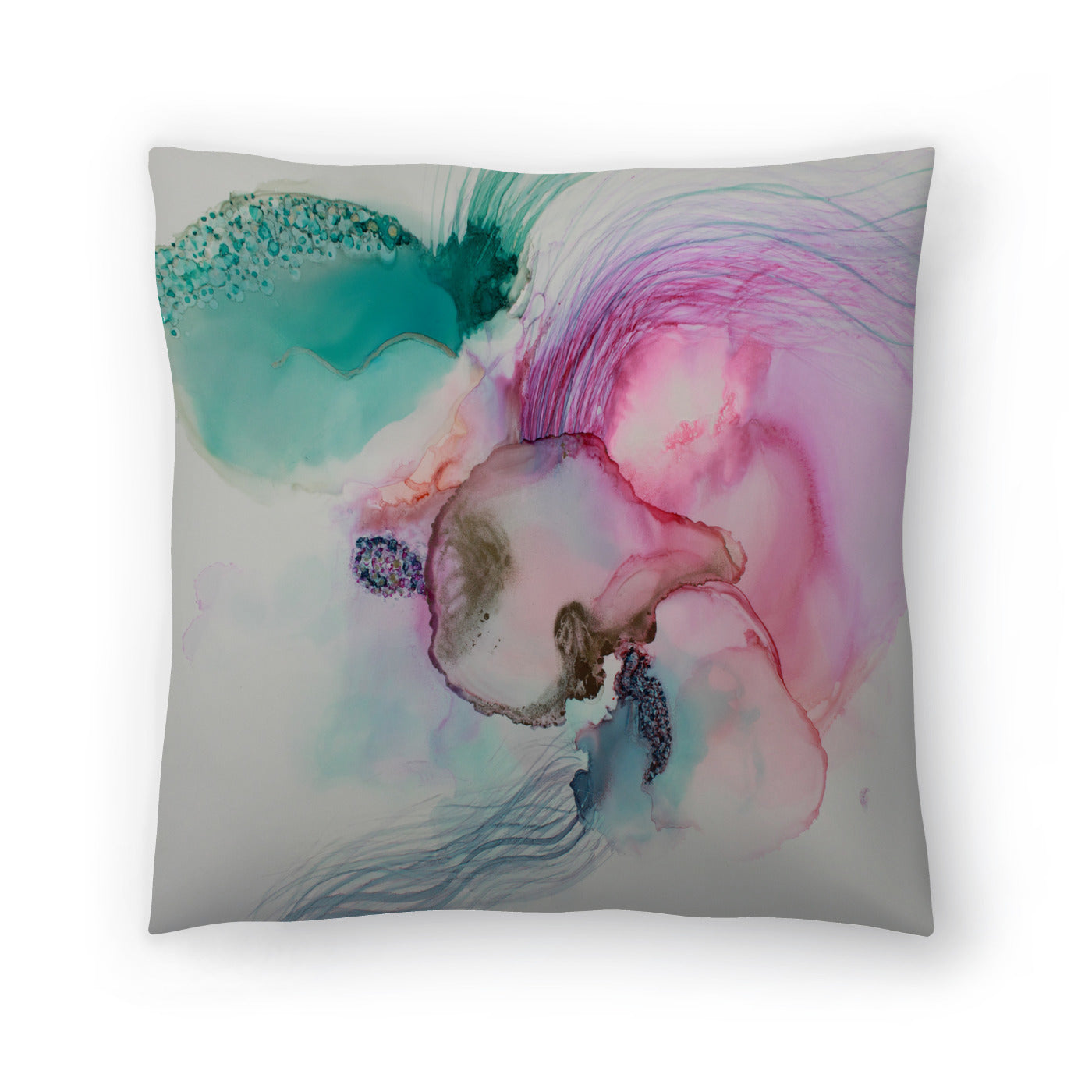 Jelly by Emma Thomas Decorative Pillow - Decorative Pillow - Americanflat