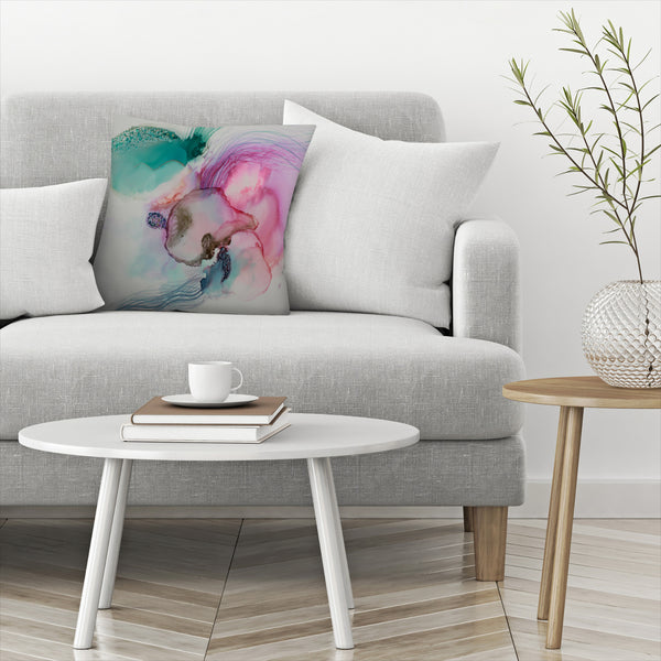 Jelly by Emma Thomas Decorative Pillow