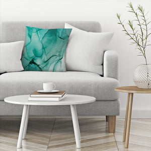 Envy by Emma Thomas Decorative Pillow