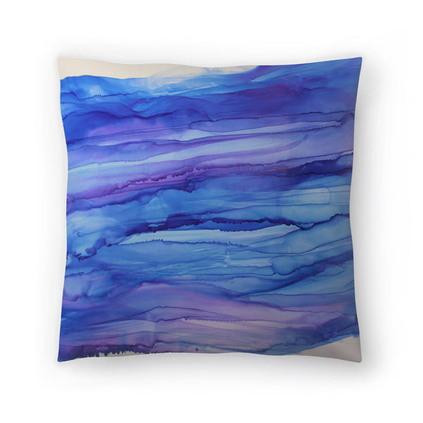 Emma Thomas Out Of Sight by Emma Thomas Decorative Pillow