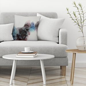 Visible Darkness Ii by Emma Thomas Decorative Pillow