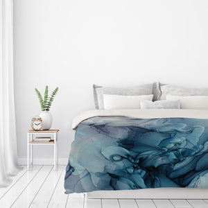 Lasting Impressions by Emma Thomas Duvet Cover