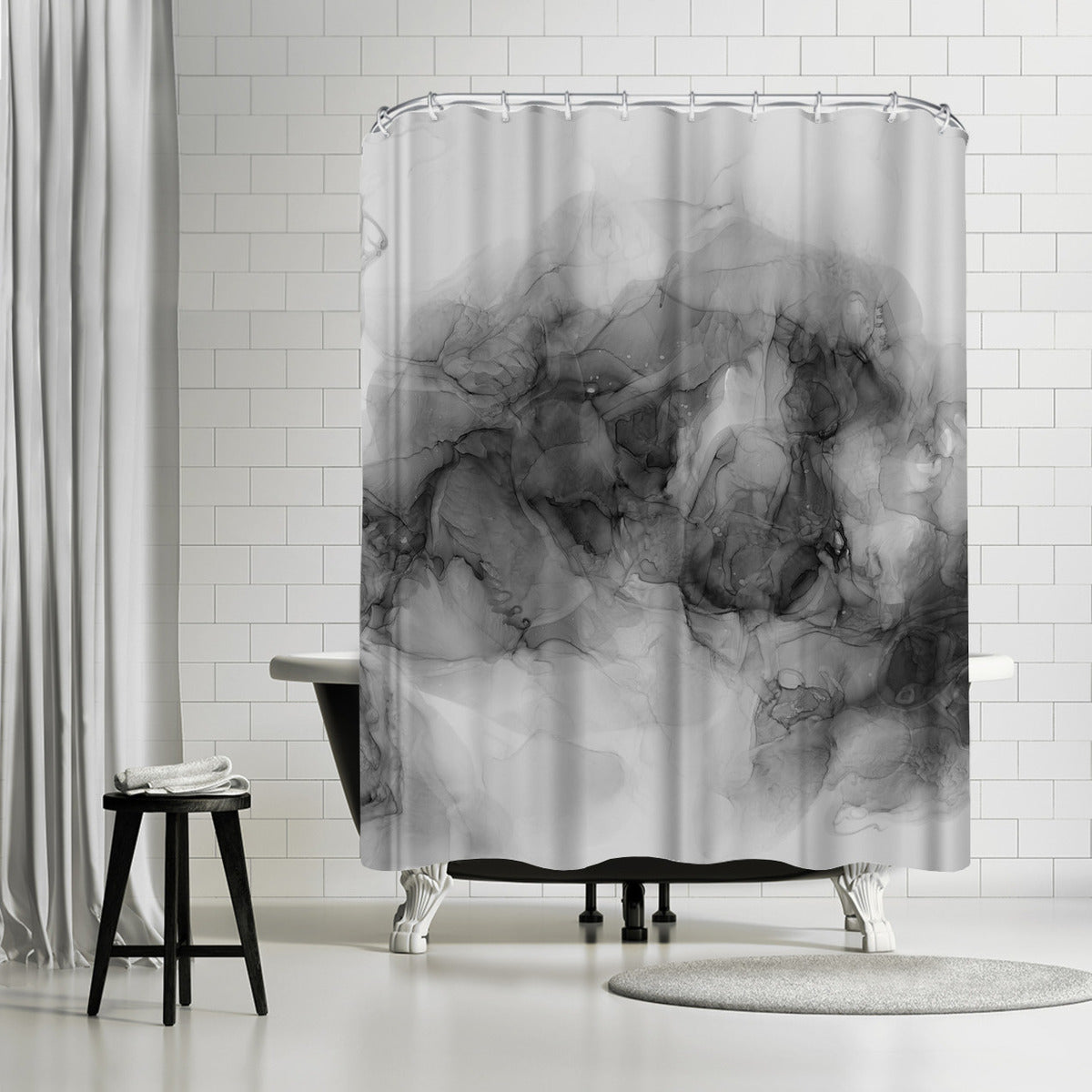 Devine Realm Ii by Emma Thomas Shower Curtain - Shower Curtain - Americanflat
