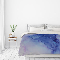Duma Ii by Emma Thomas Duvet Cover