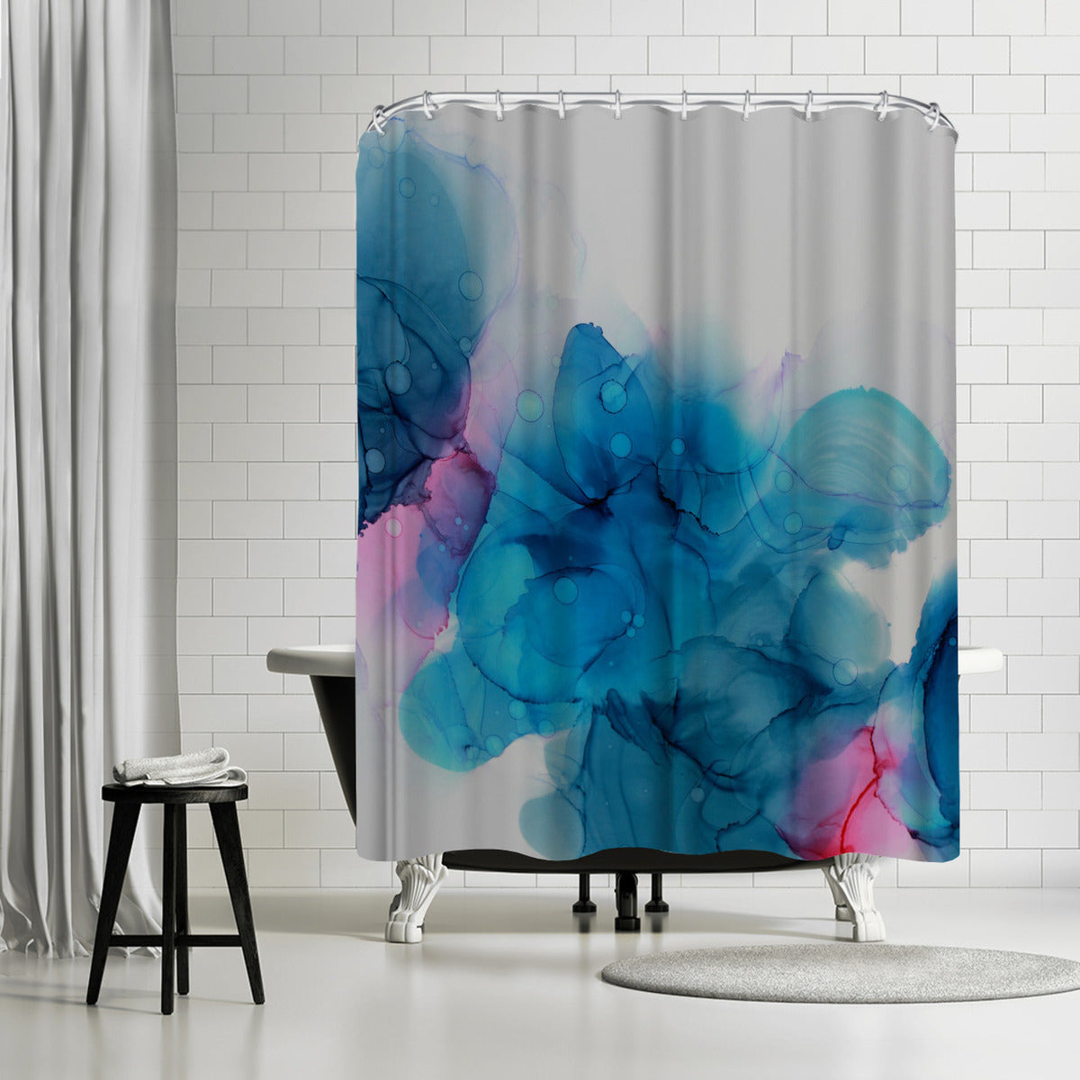Waiting In The Wings Ii by Emma Thomas Shower Curtain - Shower Curtain - Americanflat