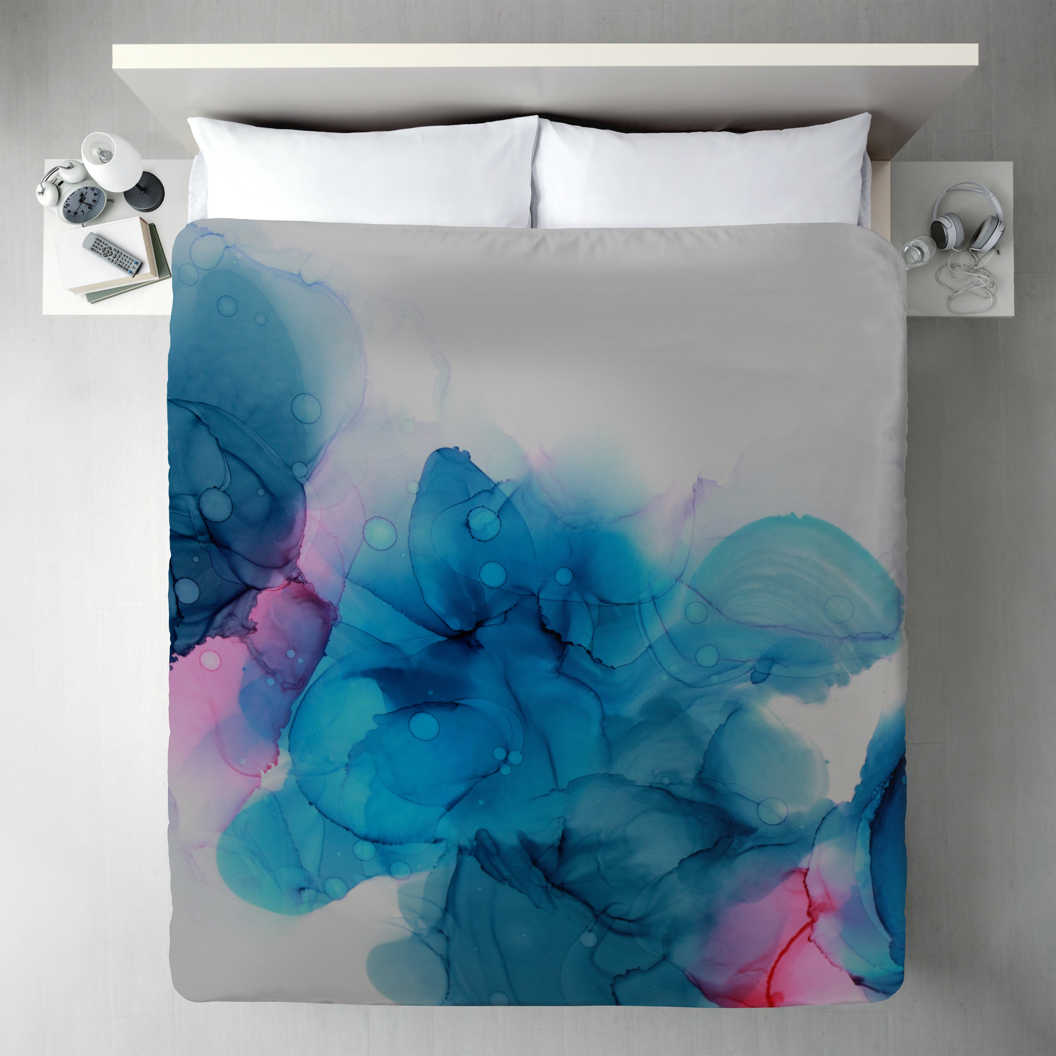 Waiting In The Wings Ii by Emma Thomas Duvet Cover - Duvet Covers - Americanflat