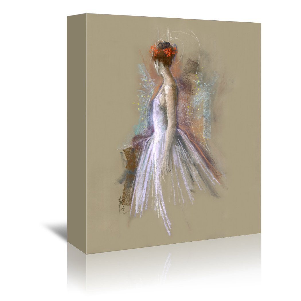 Annie 9 by Anne Farrall Doyle Wrapped Canvas - Wrapped Canvas - Americanflat