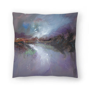 Landscape by Anne Farrall Doyle Decorative Pillow