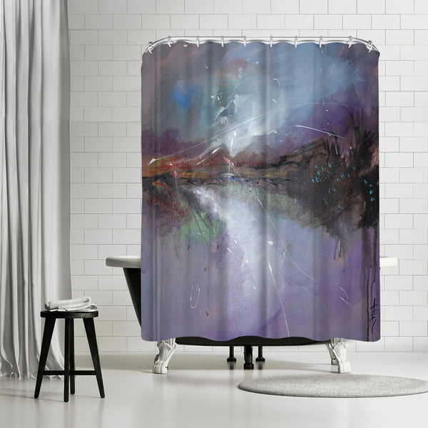 Landscape by Anne Farrall Doyle Shower Curtain